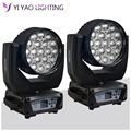 19x15W DMX512 Control Moving Head Lights Professional Stage Stage Lighting 2pcs/lot