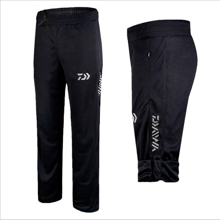 Prix pour Sports de plein air Pantalon 2017 Marque Professionnelle Hommes De Pêche Pantalon Anti-statique Anti-UV À séchage Rapide Coupe-Vent Respirant Pantalon 001