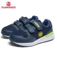 QWEST/брендовые кожаные стельки; дышащие детские спортивные ботинки с застежкой липучкой; размеры 27 33; детские кроссовки для мальчиков; 91K JL 1220