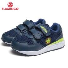 QWEST/брендовые кожаные стельки; дышащие детские спортивные ботинки с застежкой-липучкой; размеры 27-33; детские кроссовки для мальчиков; 91K-JL-1220