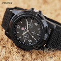 2017 New Men Watch Fashion Army Racing Force Military Sport Watch Men's Officer Fabric Band Wrist Watch Wholesale