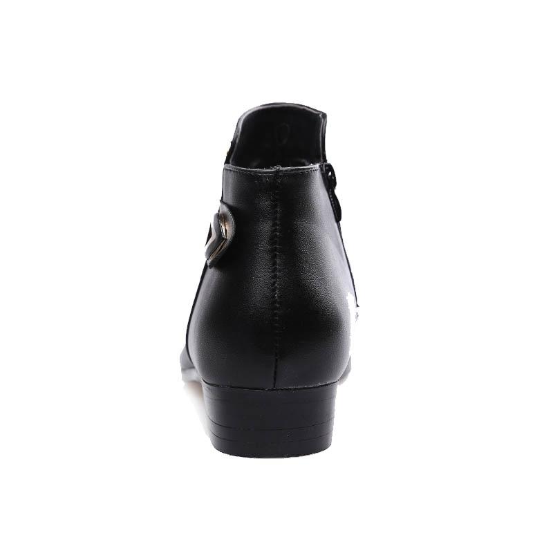 Black Boots Korean