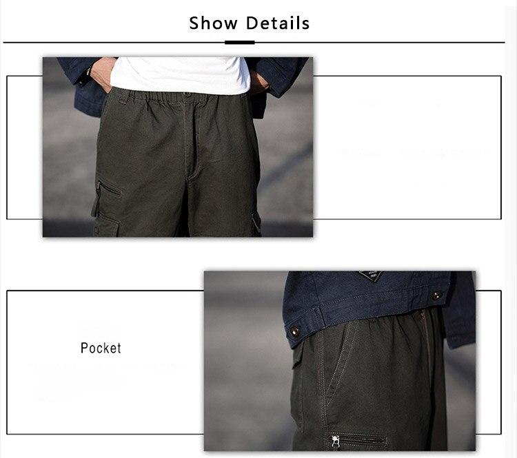 2020 inverno algodão calças táticas dos homens