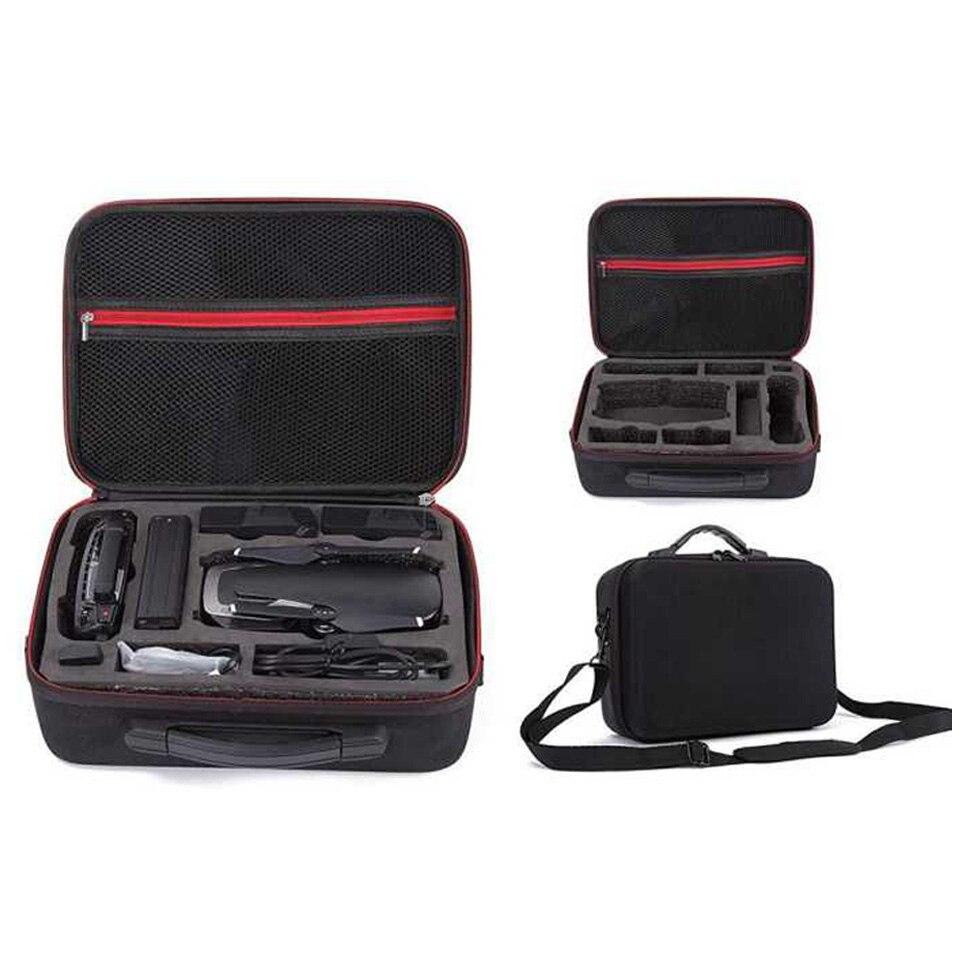 Protable Storage Bag Mavic Air Case Box - Single Shoulder Waterproof Carrying Case for DJI Mavic Air drones box for for dji mavic air case shoulder bag storage bag backpack for dji mavic air quadrotor and accessories