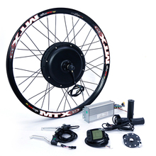 bicicleta cubo eléctrica Kit