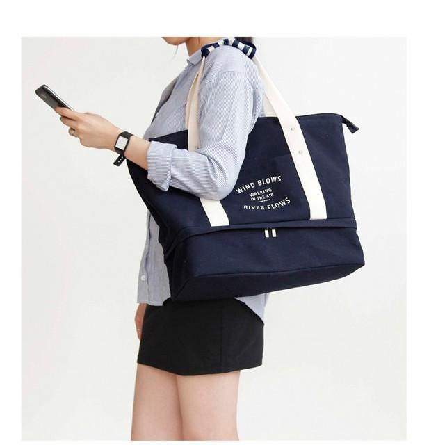Women Canvas Travel Bag