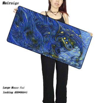 4e569d0f144 900*400*3mm Large Gaming Mouse pad XL big game mousepad keyboard | 1 ...