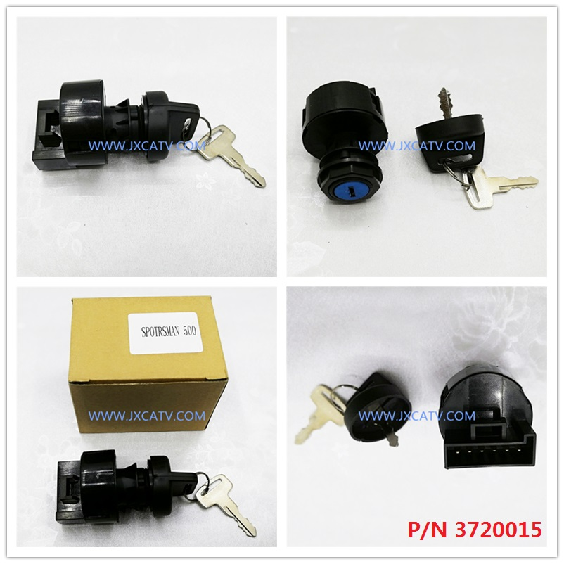 Ignition Key Switch Fit Polaris Worker 500 PREDATOR 500 2003-2007 4 Pin ATVS Bicycles Scooters