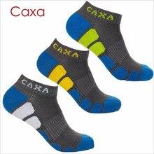 Профессиональные быстросохнущие спортивные носки, европейские размеры 39-42, Нескользящие мужские ворсовые носки, дышащие носки для бега, тренажерного зала, фитнеса