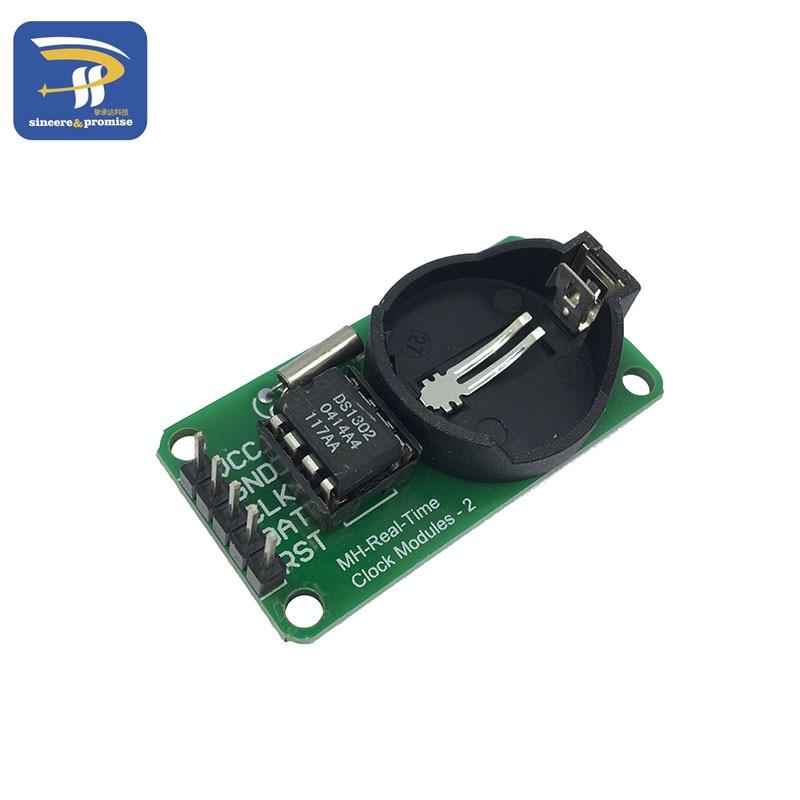 DS1302 Real Time Clock Module for Arduino Uno Development Board DIY Starter Set