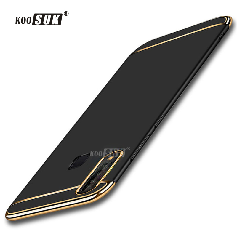 A9 Star Case For Samsung Galaxy A9 Star Pro Cover PC Hard Phone Back Shell Plating Phone Cases sFor Samsung A9 Star Pro Fundas