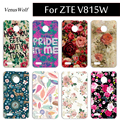 For ZTE Blade V815W/V 815W/V815/815W Mobile Phone Case Ultra Thin Full Protection Colorful Phone Covers For ZTE V815W