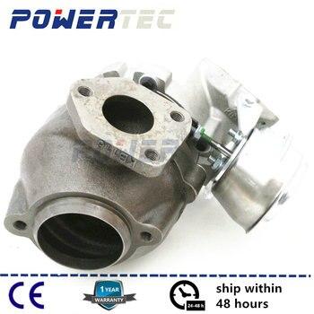 Turbocompresseur GT1749V nouveau pour BMW X3 2.0 d E83 M47TU 110 KW/150 HP 717478 750431 7787626F/7787628G, 7787627G/7787626G turbo