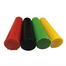 MC monomer литье нейлоновый стержень черный красный зеленый желтый