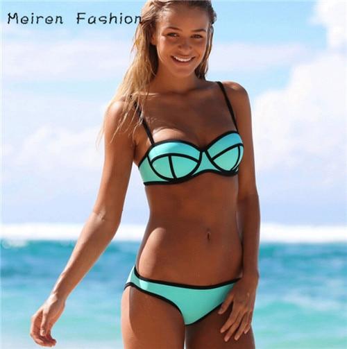 f3d2c18c8 Fashion Sexy Women Bikini Sale Online Cheap Good Quality Blue Pink Orange  Green In Stock