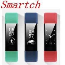 Smartch ID115 плюс приложение gps трекер Smart Браслет монитор сердечного ритма Смарт Bluetooth Remote Камера и Music Band