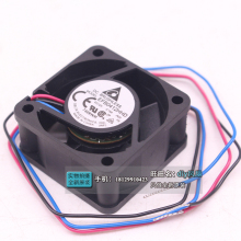 купить Free Shipping For DELTA  EFB0412HHD, -R00 DC 12V 0.15A,  3-wire 4-pin 200mm 40x40x20mm Server Square cooling fan онлайн