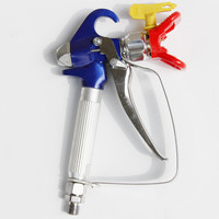 Professional quality Airless Spray gun paint sprayer gun used at airless paint sprayer paint gun