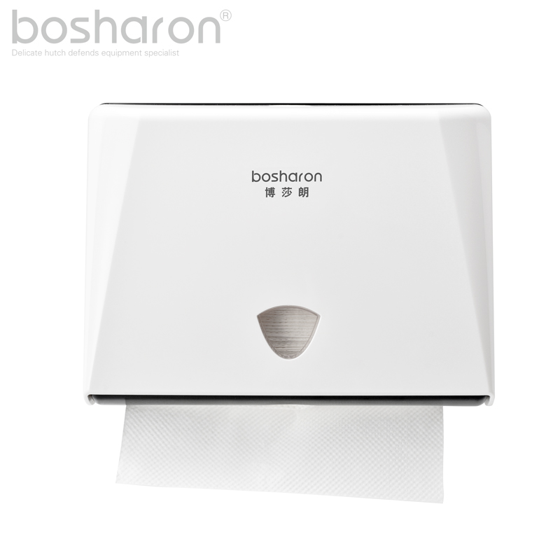 Hand Paper Towel Dispenser Wall Mounted Kitchen N Fold Paper Towels Tissue Holder Home Bathroom Toilet Organizations