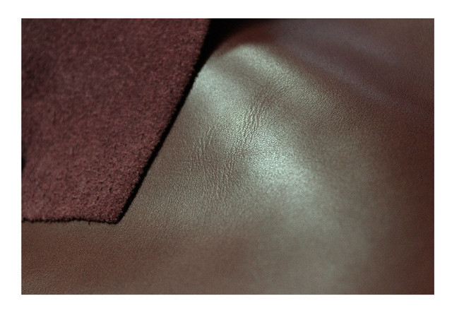 genuine split cow leather  imitation grain leather oil wax cowhide  color  second full grain spray cow leather  free shipping d0a580c76