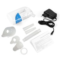 Ultrasonic Atomizer Beauty Instrument Spray Aromatherapy Steamer Handheld Portable Asthma Inhaler Nebulizer EU US Plug Summer