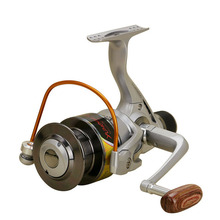 New ECR2000-7000 12 Ball Bearings Fishing Reel Spinning Wheel Left Right Hand Inter-changeable Metal Spinning Reels