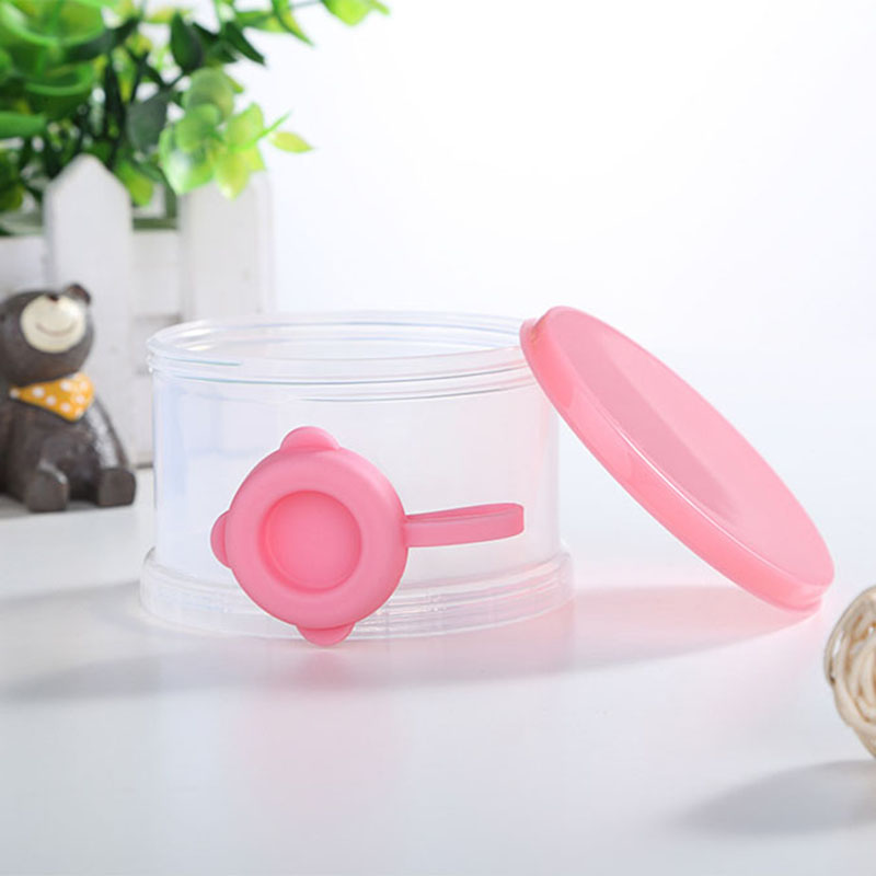 Portable Baby Food Storage Box Essential Cereal