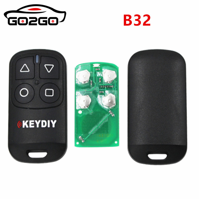Auto Key Programmers 100% True 5pcs X Keydiy B32 Garage Door Kd General Remote For Kd900 Urg200 Kd-x2 Remote Master Free Shipping Handsome Appearance Automobiles & Motorcycles