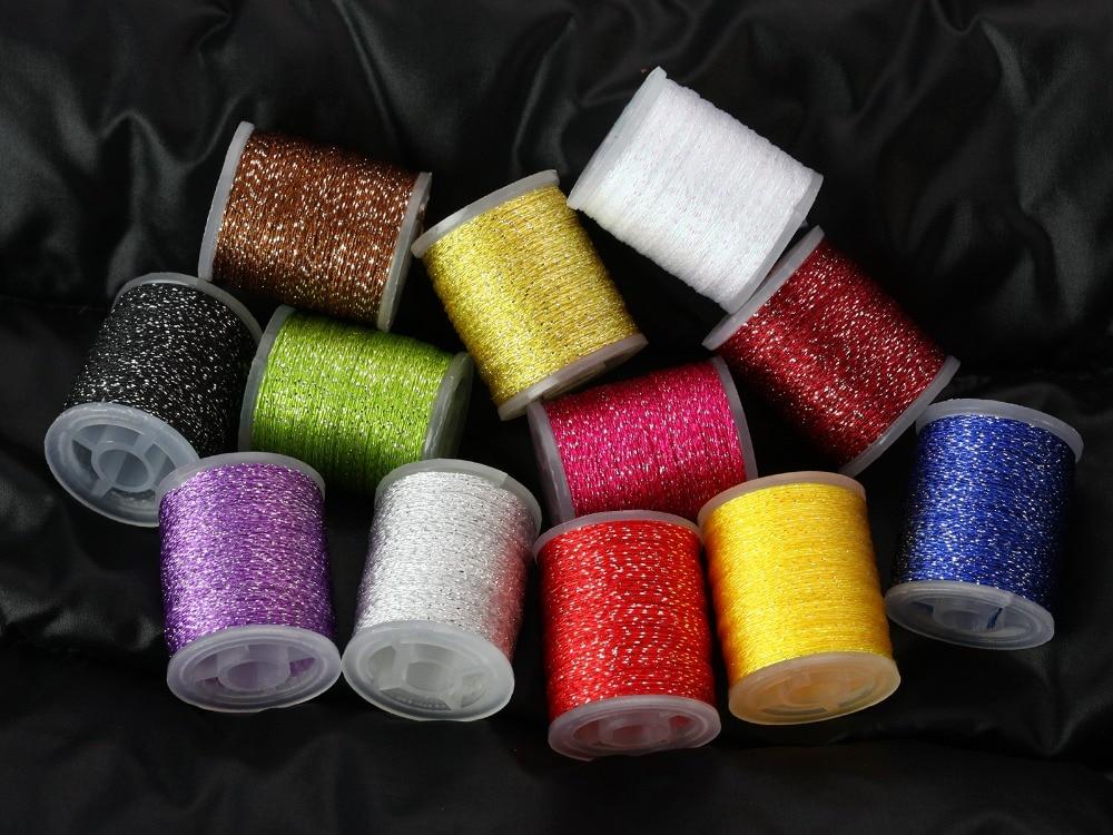 Iridescent Thread Fly დამაგრების - თევზაობა - ფოტო 2