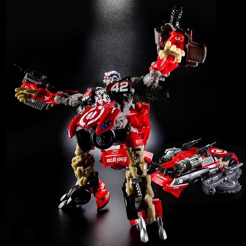 Transformation THF-02 Leadfoot Deluxe DA34 Movie 3 Dark of The Moon Action Figure Model THF Toy House Factory Toys for Children thf 51 thf 51s