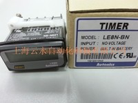 Nieuwe originele authentieke LE8N BN Autonics timer-in Timers van Gereedschap op