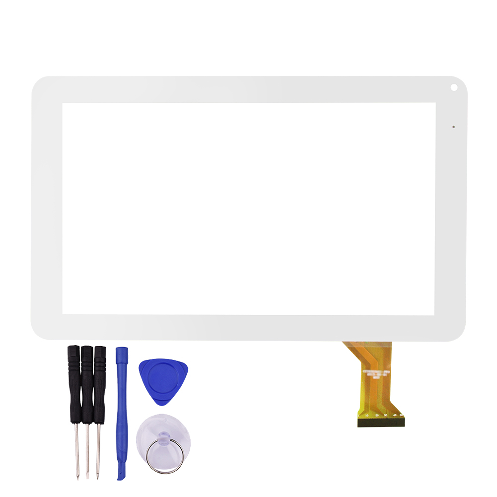 New 9 inch Tablet Touch Screen CZY6353A01-FPC Touch Panel Digitizer Glass LCD Sensor Replacement Free Shipping new 9 7 inch touch screen panel digitizer glass sensor replacement for oysters t34 tablet pn fpc ctp 0975 096 1 free shipping