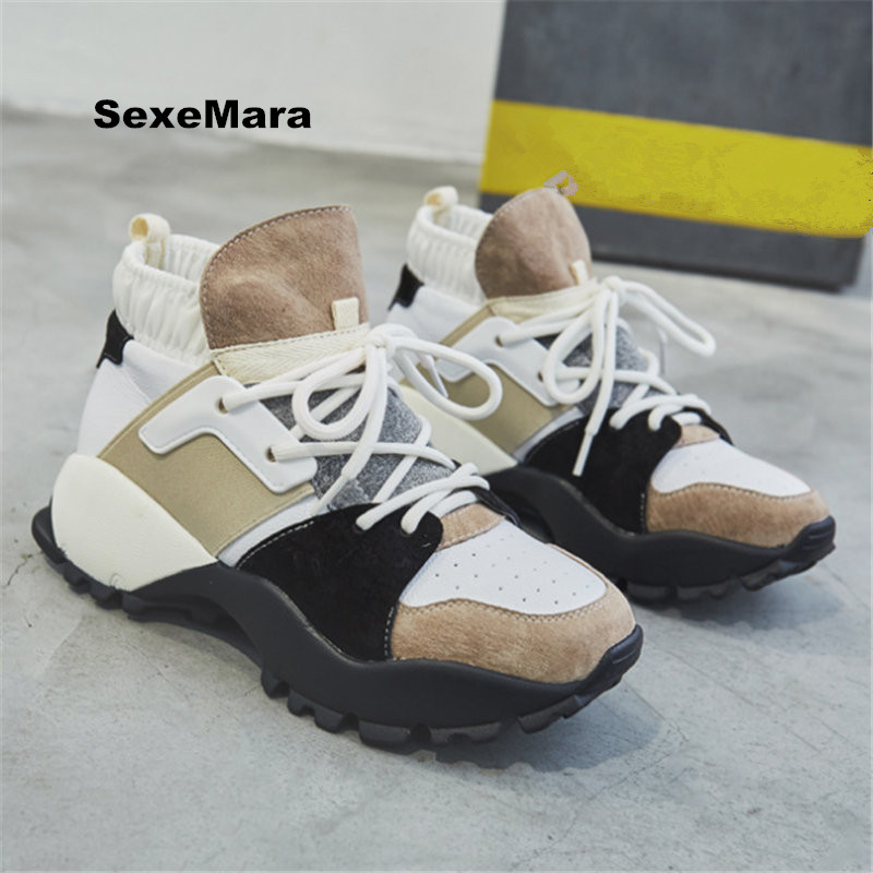 High quality Sneakers 2017 Brand Running shoes for women Sports shoes girls Outdoor Fight color wild bottom fight arena Athletic надувной матрас bestway angry birds