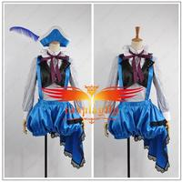 Hot Sale Amine Black Butler 3 Ciel Phantomhive The Circus Suits Cosplay Costume