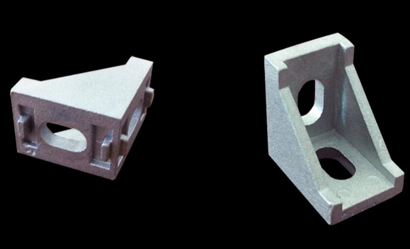4040 Corner Angle Bracket Joint Aluminum Profile Extrusion aluminum alloy zinc alloy flexible pivot joint connector with handle for aluminum extrusion profile 3030 4040 4545 series