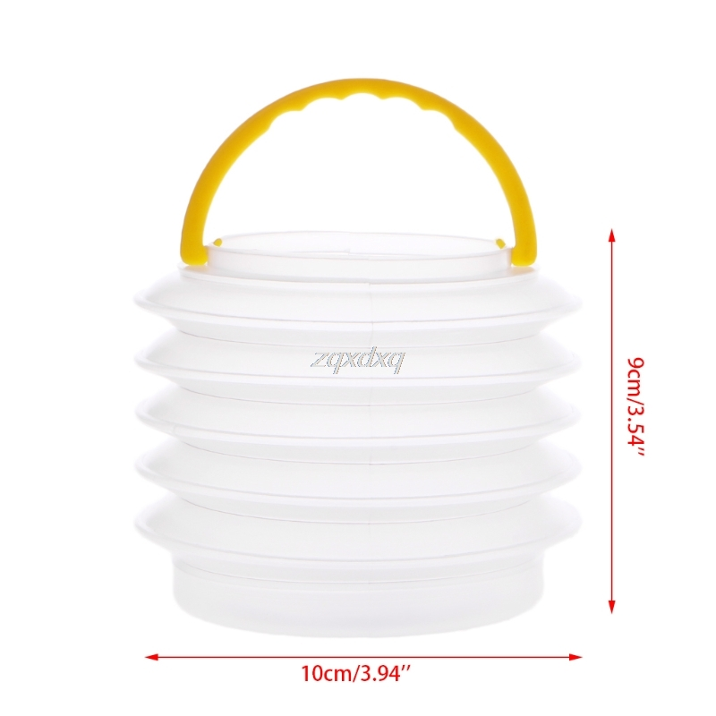 Portable Foldable Painting Brushes Holder Cleaning Case Washing Pen Bucket Whosale&Dropship