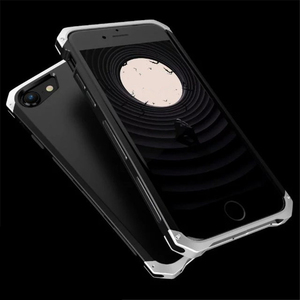 Image 2 - Aluminium Metalen Bumper + Pc Cover Telefoon Case Op Voor Iphone Se 2 2020 5 S 5 S 6 S 6 Plus 7 7 Plus 8 8 Plus X Xr Xs Max Xsmax 11 Pro Max