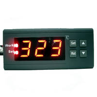WH1435D 0 999 Degree 5A PID Electronic Digital Thermostat High Temperature Controller Switch 1 Celsius Control