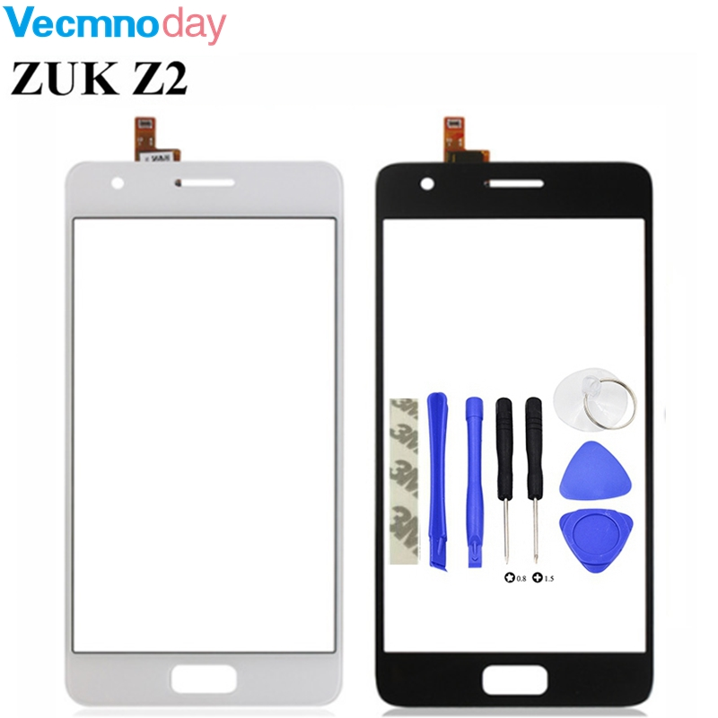 Vecmnoday 5.0'' For Lenovo ZUK Z2 Touch Panel Touch Screen Digitizer Sensor Replacement For Lenovo ZUKZ2 Mobilephone Accessories