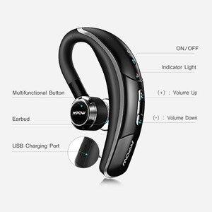 Image 5 - Беспроводные наушники вкладыши Mpow 028, Bluetooth 4,1, с микрофоном