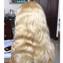 hot deal buy blonde 613 body wave lace front human hair wigs baby hair around brazilian remy human hair lace front wigs for women eseewigs