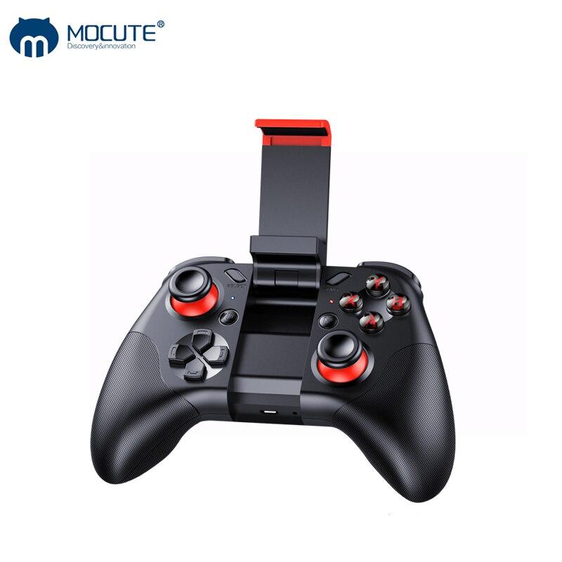 Mocute 054 Gamepad Pubg Mobile Pubg Controller Android Joystick Wireless VR Joypad Smartphone Tablet PC Phone Smart TV Game Pad