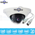 Hiseeu AHDH 1080P IR Mini Analog AHD CCTV Camera  Dome AHD Camera Indoor IR CUT Night Vision Plug and Play free shipping AHCR712
