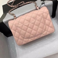 WW05219 100% Genuine Leather Luxury Handbags Women Bags Designer Crossbody Bags For Women Famous Brand Runway