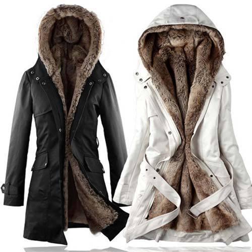 Nylon Winter Jackets 38