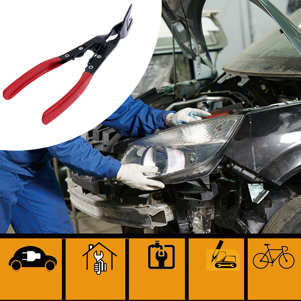 Car Clip Removal Plier Door Panel Trim Fastener Tool for Toyota Camry Honda Civic Golf 4 Mazda 3 Passat B6 Renault Chevrolet