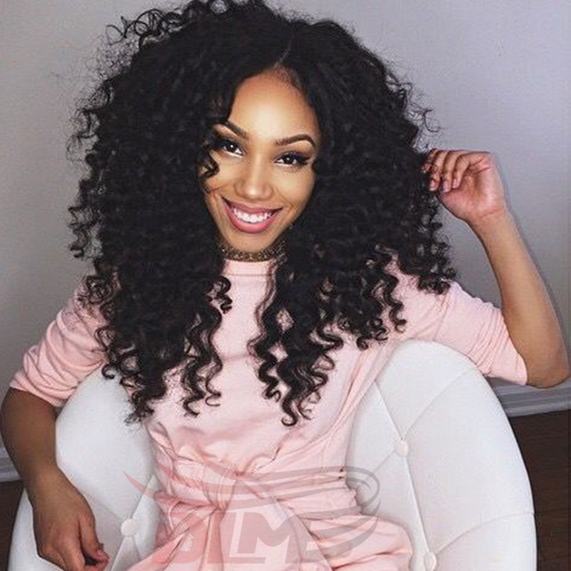 Top Sell Mongolian Curly Hair Layered Afro Kinky Curly For