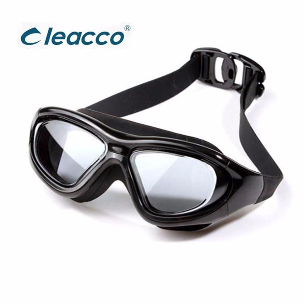 NEW Mirror Prescription Optical Swimming Goggles Adult Minus Mirrored