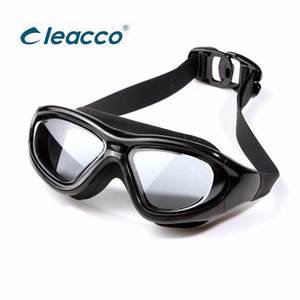 Clean lens Myopia prescription adult prescript Swimming Goggles Men Women optical Swimming Glasses diopter Eyewear Eyeglasses