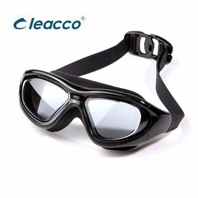 Limpar lente de prescrição prescrição Miopia adulto óculos de Natação  Óculos de Natação Óculos de Homens 0aacacc095